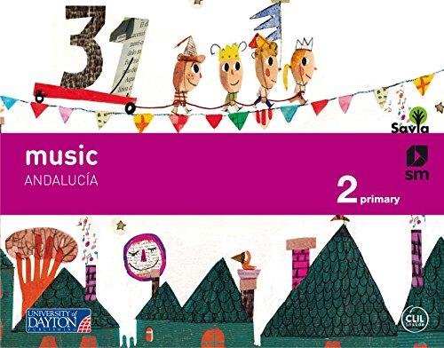 Music 2 primary savia andalucía