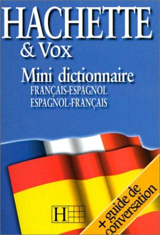Mini dictionnaire français-espagnol, espagnol-français par Collectif