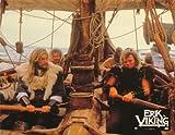 Erik el Vikingo Póster de película de la Polinesia francesa F 11 x 14 EN - 28 cm x 36 cm Tim Robbins Terry Jones Mickey Rooney John Cleese Imogen Sher Stubbs Anthony