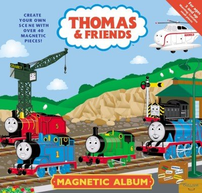 Thomas the Tank Engine Magnetic Activity Playscene