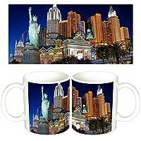 Nueva York New York NY Hotel Casino Tazza Mug