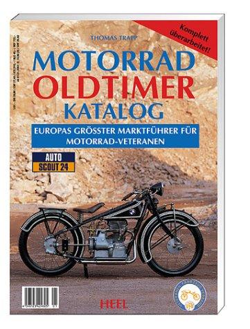 Motorrad Oldtimer Katalog, Nr.8
