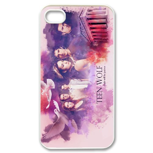 LP-LG Phone Case Of Teen Wolf For Iphone 4/4s [Pattern-6] Pattern-5