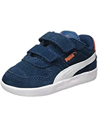 Puma Icra Trainer Sd V Inf, Sneakers Basses Mixte Enfant