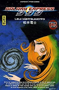 Galaxy Express 999 Edition simple Tome 12