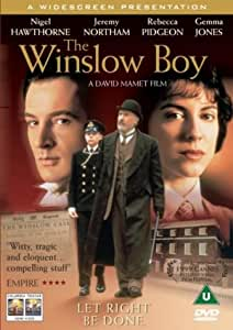 The Winslow Boy [DVD] [1999]