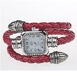 sprigy £ ¨ TM) 8colors Stock 2015Retro orologi donna buona qualità orologio da donna al quarzo serpente regalo orologi