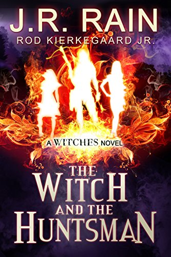The Witch and the Huntsman (The Witches Series Book 3) (English Edition) (Casting Rod Serie)