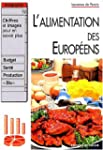 L'alimentation des Europ�ens