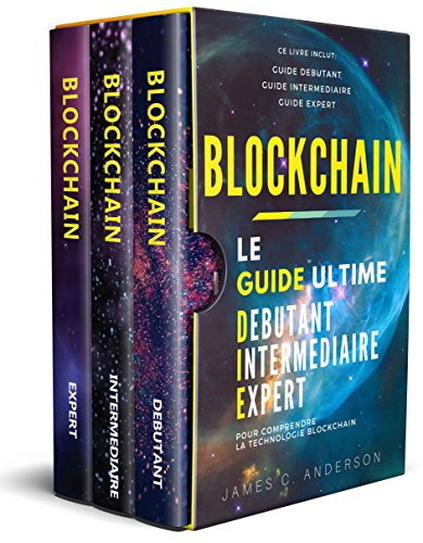 James C. Anderson - Blockchain (2018) sur Bookys