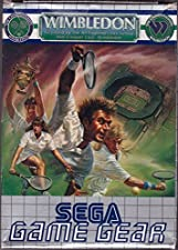 Wimbledon - Game Gear - PAL