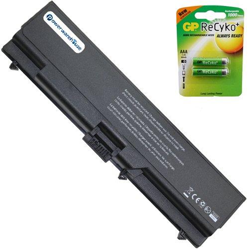 0578 Laptop Akku (Lenovo ThinkPad Edge 40Typ 0578Laptop-Batterie-PREMIUM powerwarehouse Akku 6Zellen (gratis AAA Batterien) * Code NEU *)