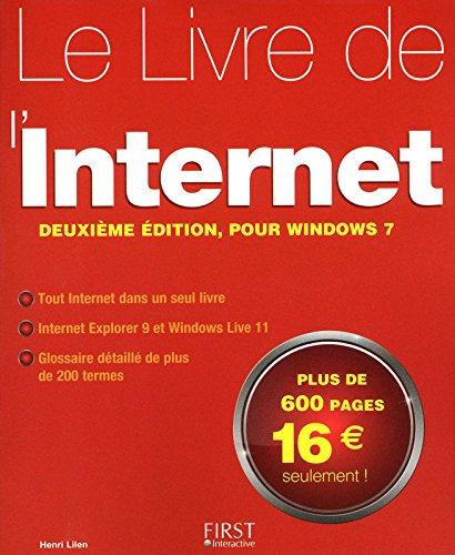 LIVRE DE L'INTERNET 2E PR WIND