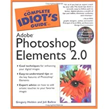 Complete Idiot's Guide to Adobe Photoshop Elements 2.0 (Complete Idiot's Guides (Computers))
