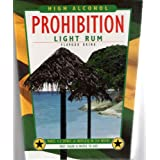 Prohibition Luz Ron Alto Alcohol Licor Kit de hace 4,5 L 21% ABV