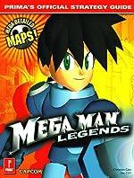 Mega Man Legends - Prima's Official Strategy Guide de C Cain