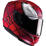 R1SRM - HJC RPHA 11 Spiderman Motorcycle Helmet (Limited Edition Marvel) M MC1SF