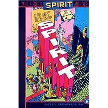 Will Eisners Spirit Archives HC Vol 03