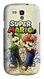 Neatik Coque pour Galaxy S3 Mini Motif Fan De Super Mario Bros