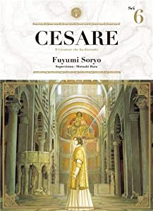 Cesare Edition simple Tome 6