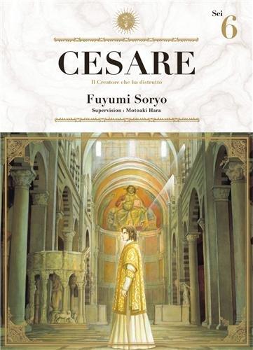 Cesare Edition simple Tome 6