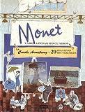 Image de Vamos a pegar mis cuadros de Monet (MIRA Y APRENDE)