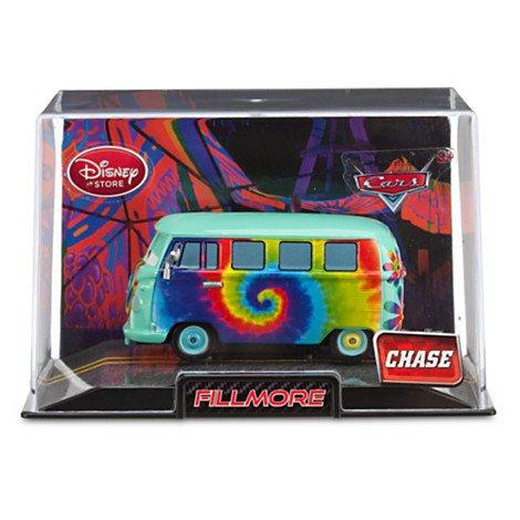 Disney Pixar Cars Exclusive 1:48 Die Cast Car Fillmore \
