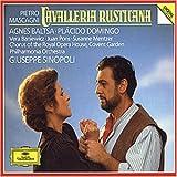 Mascagni: Cavalleria Rusticana (Gesamtaufnahme) (ital.)
