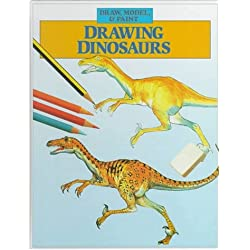 Drawing Dinosaurs (Draw, model & paint)