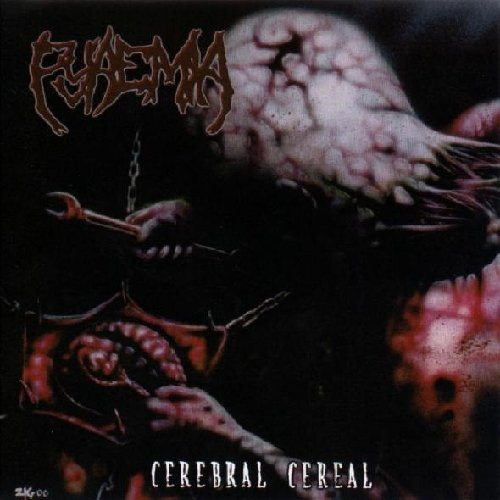 Pyaemia: Cerebral Cereal (Audio CD)