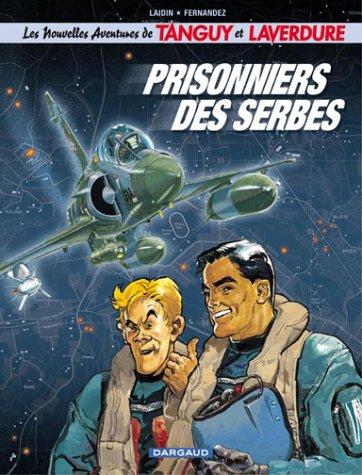Tanguy & Laverdure, tome 19 : Prison...