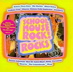 Schoolhouse Rock ! Rocks