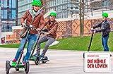 Geschenkgutschein: Scuddy fahren Hamburg-HafenCity