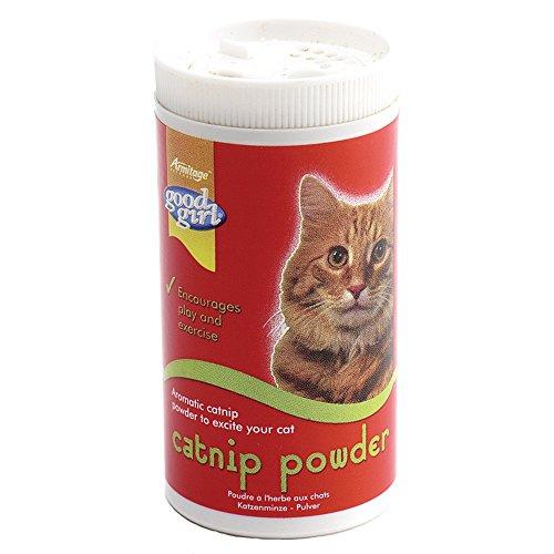 Armitages Pet Products - Good Girl - Erba gatta in polvere (20g) (Multicolore)