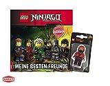 AMEET Lego® Ninjago® Meine Besten Freunde (Gebundene Ausgabe) + Lego Ninjago Radiergummi