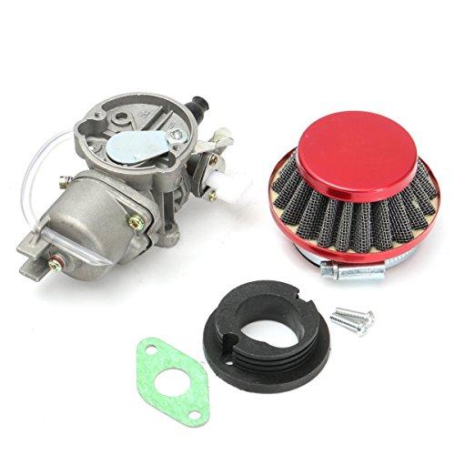 WJUNU Asamblea filtro aire carburador carburador mini