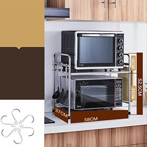 Muebles cocina Cocina acero inoxidable Horno microondas