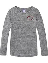 Scotch & Soda Mädchen Long Sleeve Motif T-Shirt
