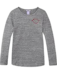 Scotch & Soda Long Sleeve Motif, T-Shirt Fille