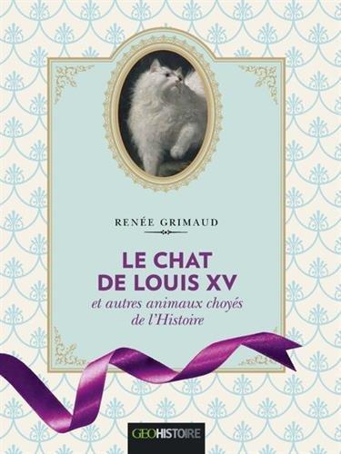 Le chat de Louis XV illustr