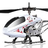 Kikioo Nouveau mini hélicoptère extérieur Télécommande radio Gyro intégré...