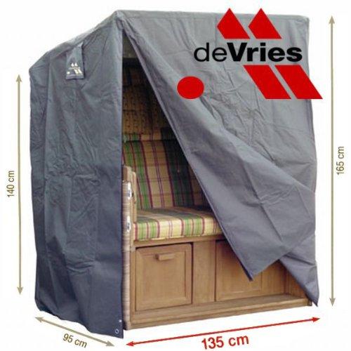 devries-classic-strandkorb-ganzjahreshaube-xl-