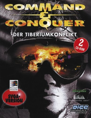 Command & Conquer 1: Tiberiumkonflikt (SVGA-Version)