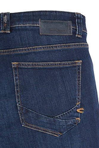 camel active Herren Slim Jeans RAW WITH DECENT USED
