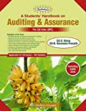 Padhuka's a Students' Handbook On Auditing & Assurance: CA IPCC Old Syllabus - for May 2019 Exams and onwards