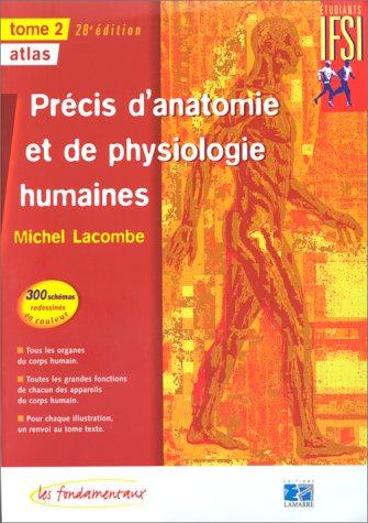 Precis d'anatomie et de physiologie ...