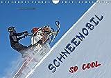 Schneemobil - so cool (Wandkalender 2019 DIN A4 quer): Schneemobil fahren - unbeschreibliches Fahrgefühl mit viel Suchtpotenzial. (Monatskalender, 14 Seiten ) (CALVENDO Sport)