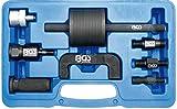 BGS Diesel-Injektoren Auszieher-Sortiment, 8-teilig, BGS-62635