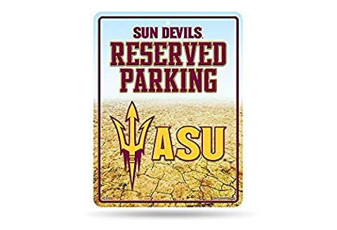 NCAA Alabama A&M Bulldogs Metal Parking