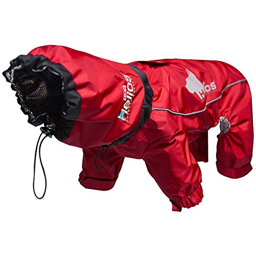 DogHelios Weather-King Ultimate Windproof Full Bodied Pet Jacket